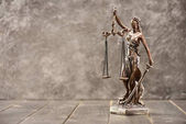 Fotografie Statue of lady justice