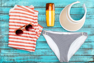 Summer holiday items