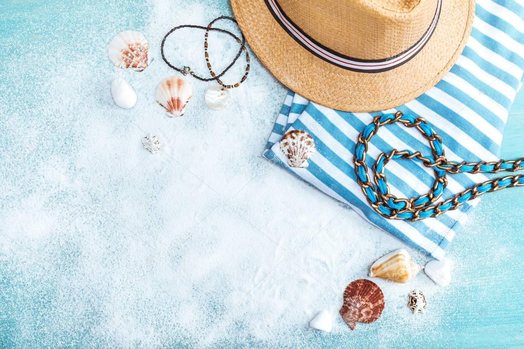 Summer holiday items
