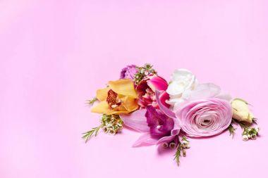 """Картина, постер, плакат, фотообои """"красивые цветущие цветы постеры фотографии арт"""", артикул 152521382"""