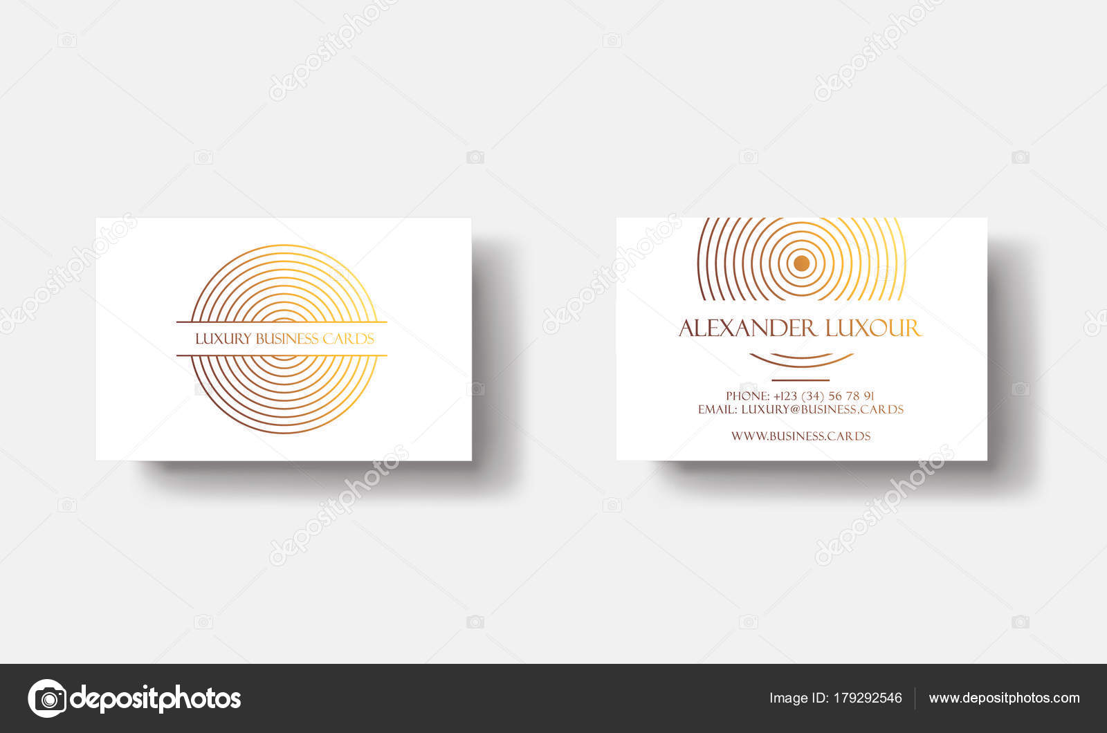 White Gold Luxury Business Cards For Vip Event Elegant Greeting