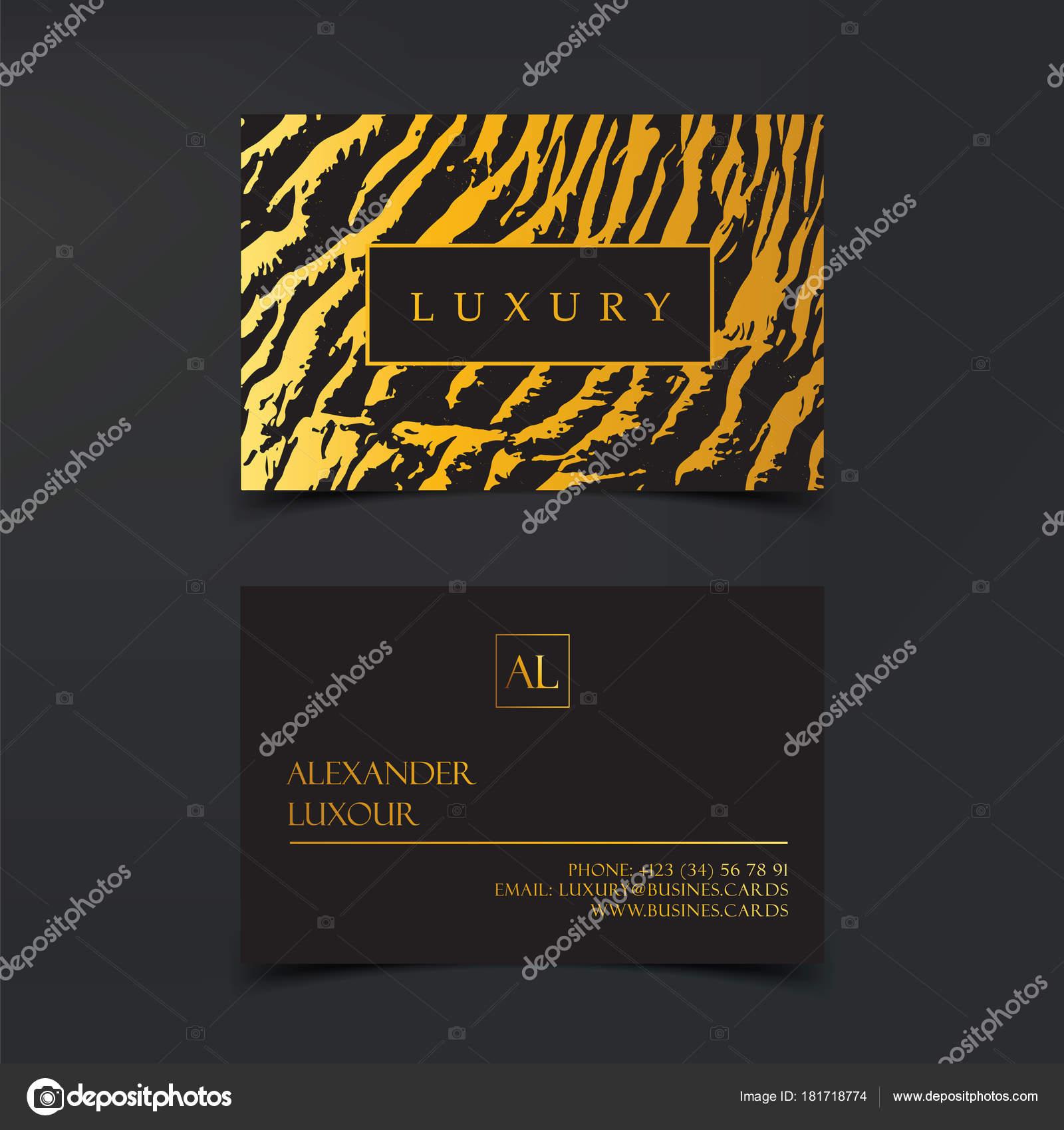Cartes De Visite Luxe Vecteur Modle Bannire Et Couverture Avec Texture Zbre En Marbre