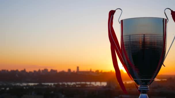 Winner sport kupa piros szalaggal