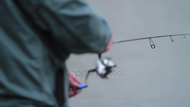 Hivatásos Halász spinning rúd