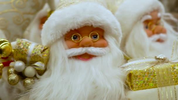 Un Regalo Santa Claus Oro Y Tienda Con Una Gorra Dos Montura En Gafas Juguetes NavidadSupermercado De ZuPiOkTwX