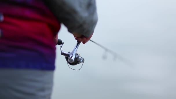 Horgászat horgász spinning rúd