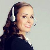 Fotografie Support phone operator
