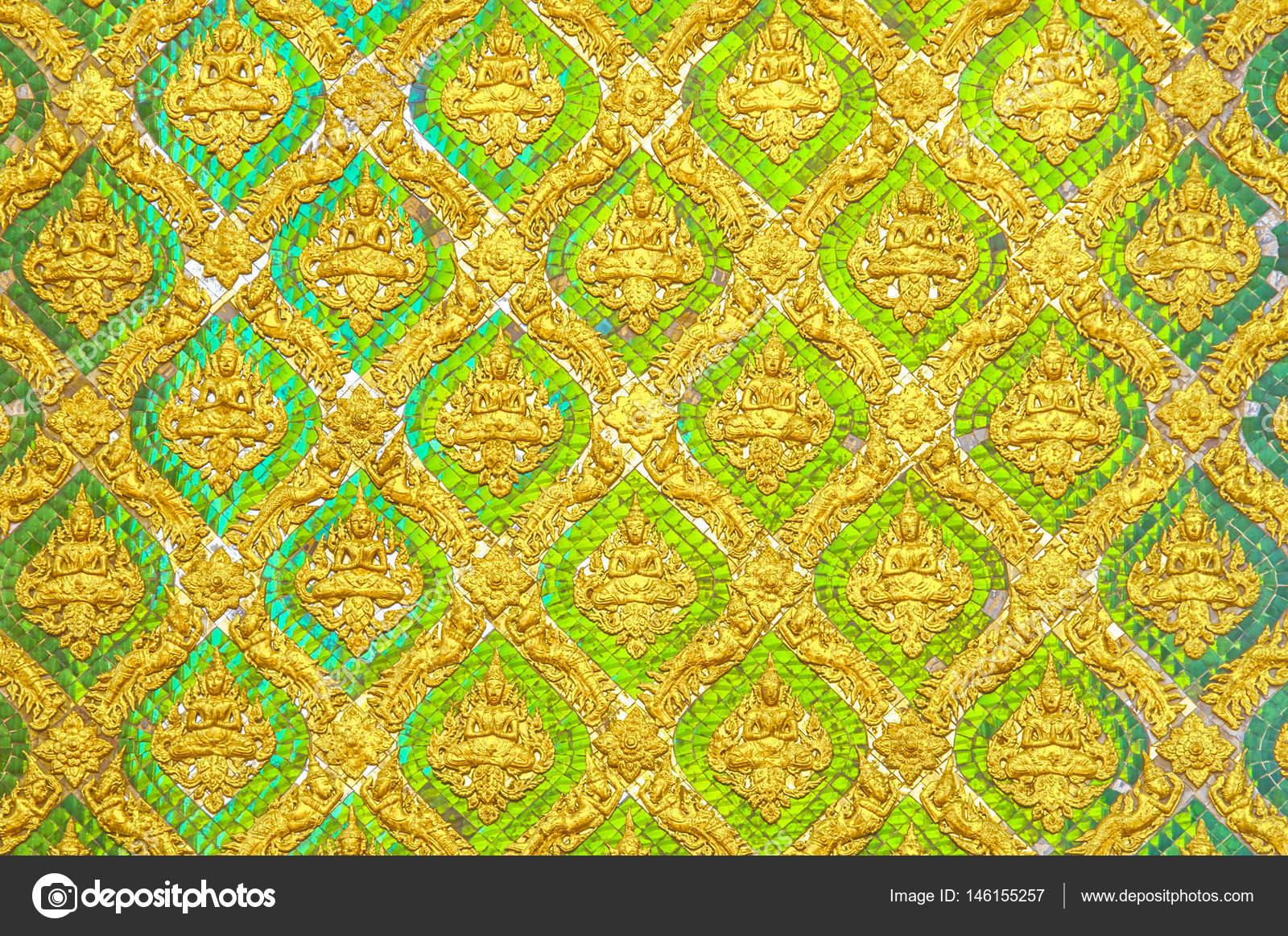 Klassische Fliese. Klassische Keramik Mosaik Fliesen-Muster mit ...