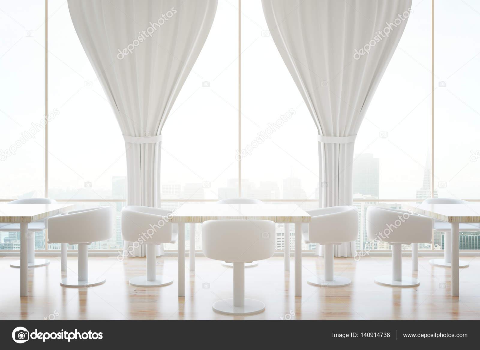 modern cafe interior — stock photo © peshkova #140914738
