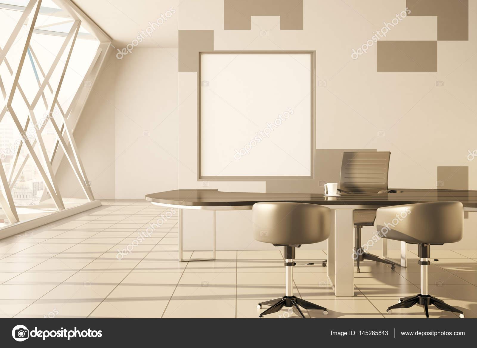Boarding Raum mit quadratischer Rahmen — Stockfoto © peshkova #145285843