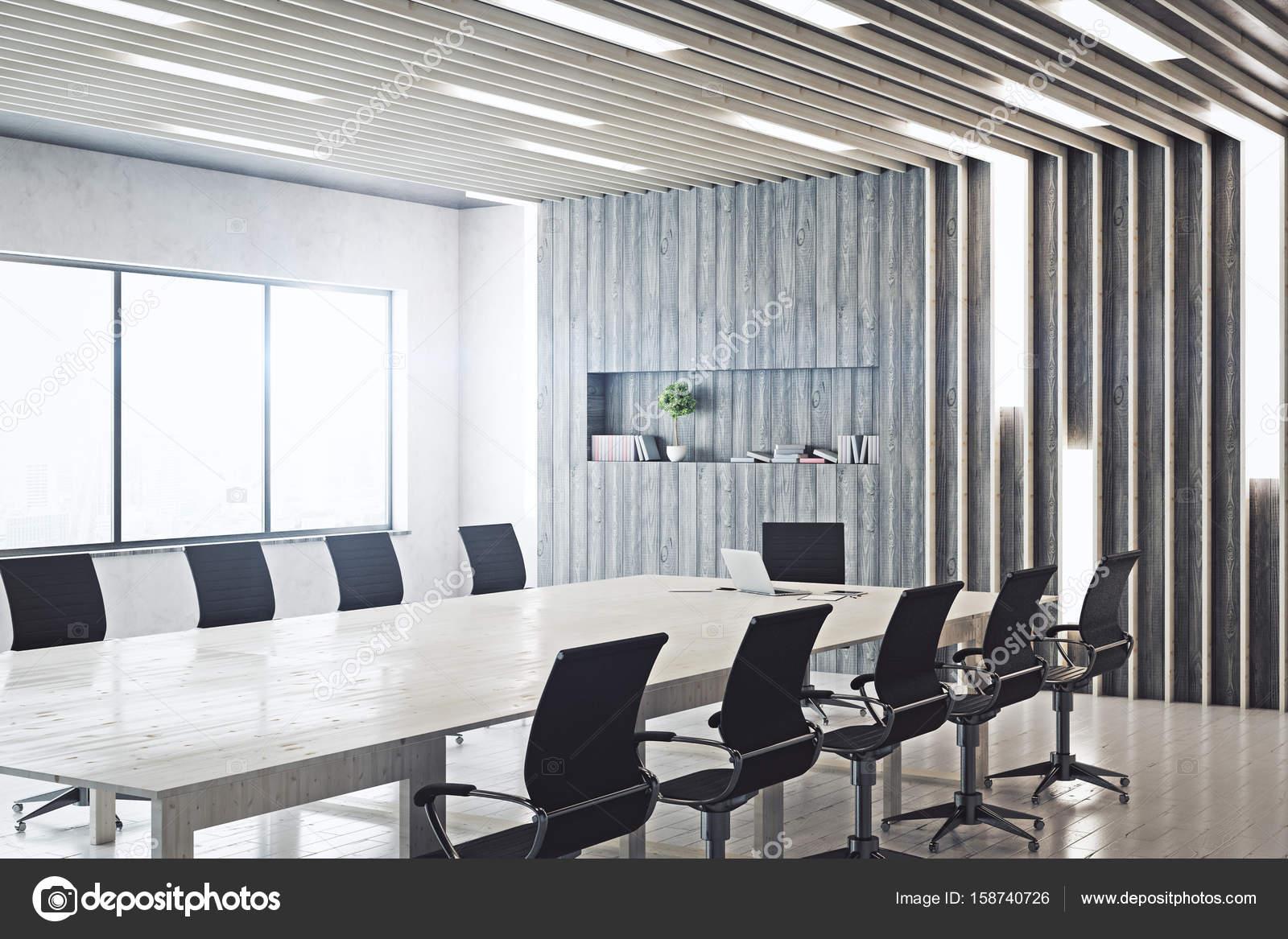moderner Tagungsraum — Stockfoto © peshkova #158740726