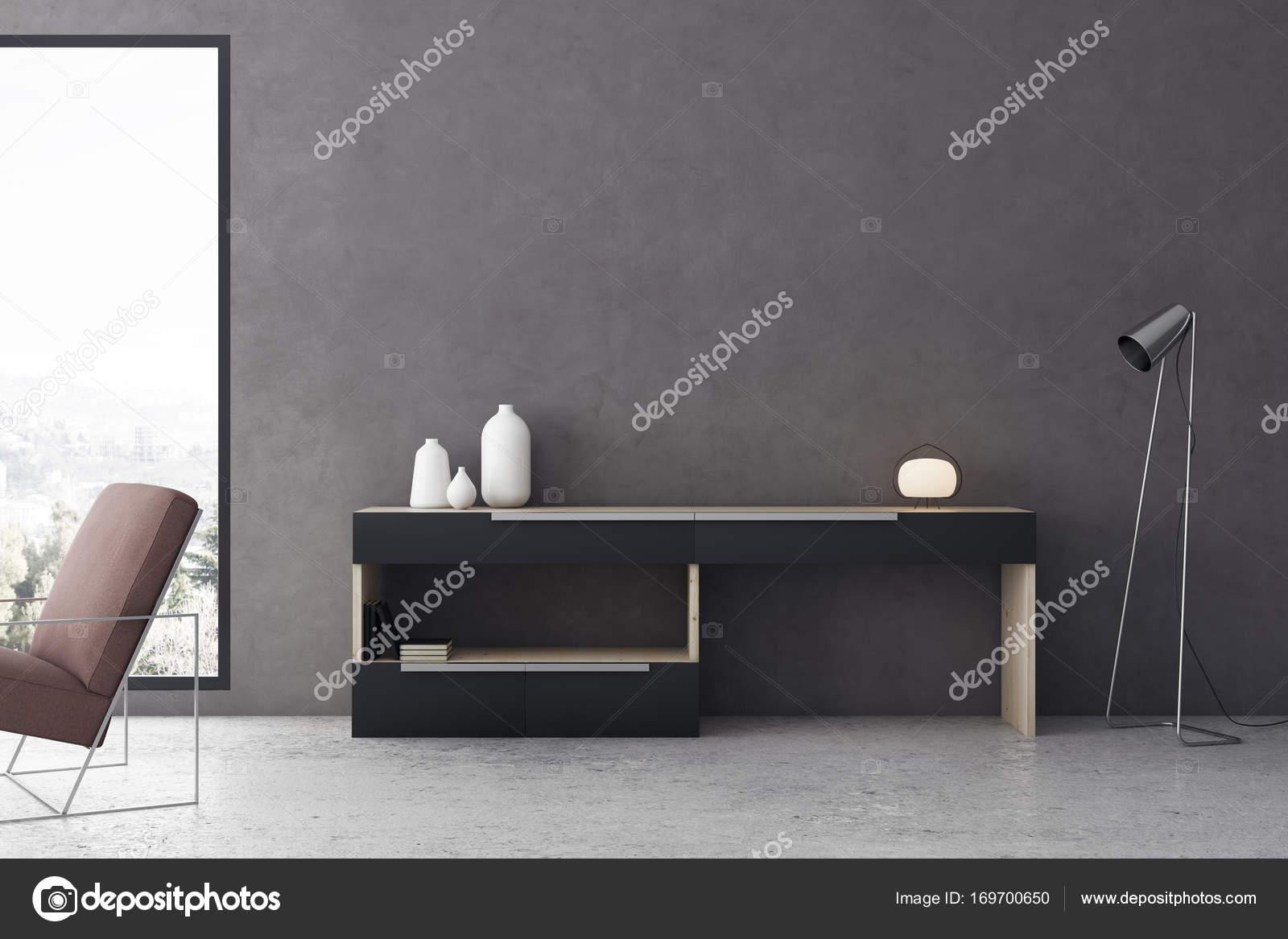 zeitgenössische Wohnzimmer Interieur — Stockfoto © peshkova #169700650
