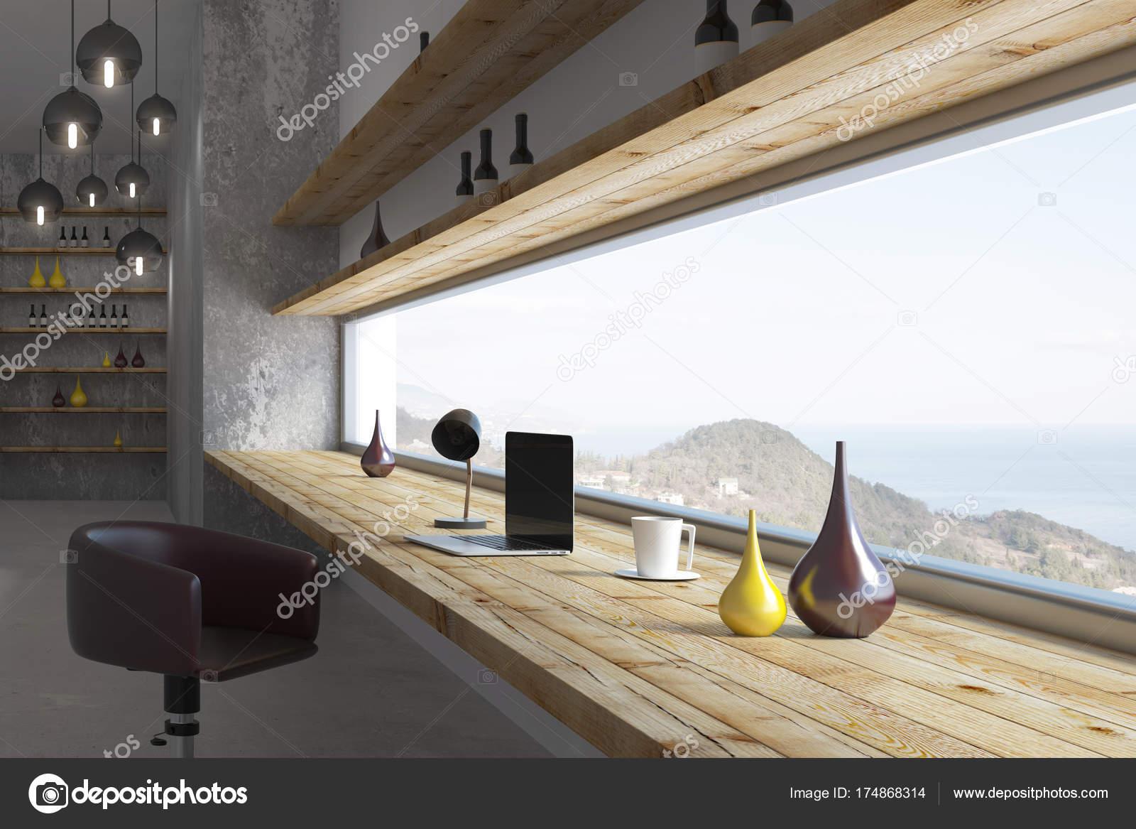 Modernes Zimmer-Innenarchitektur — Stockfoto © peshkova #174868314