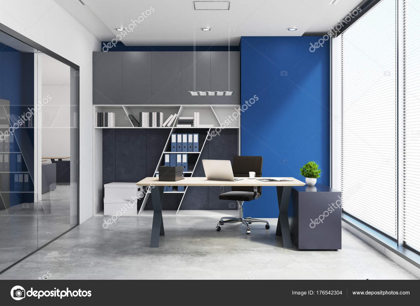 moderne Büro-Interieur — Stockfoto © peshkova #176542304