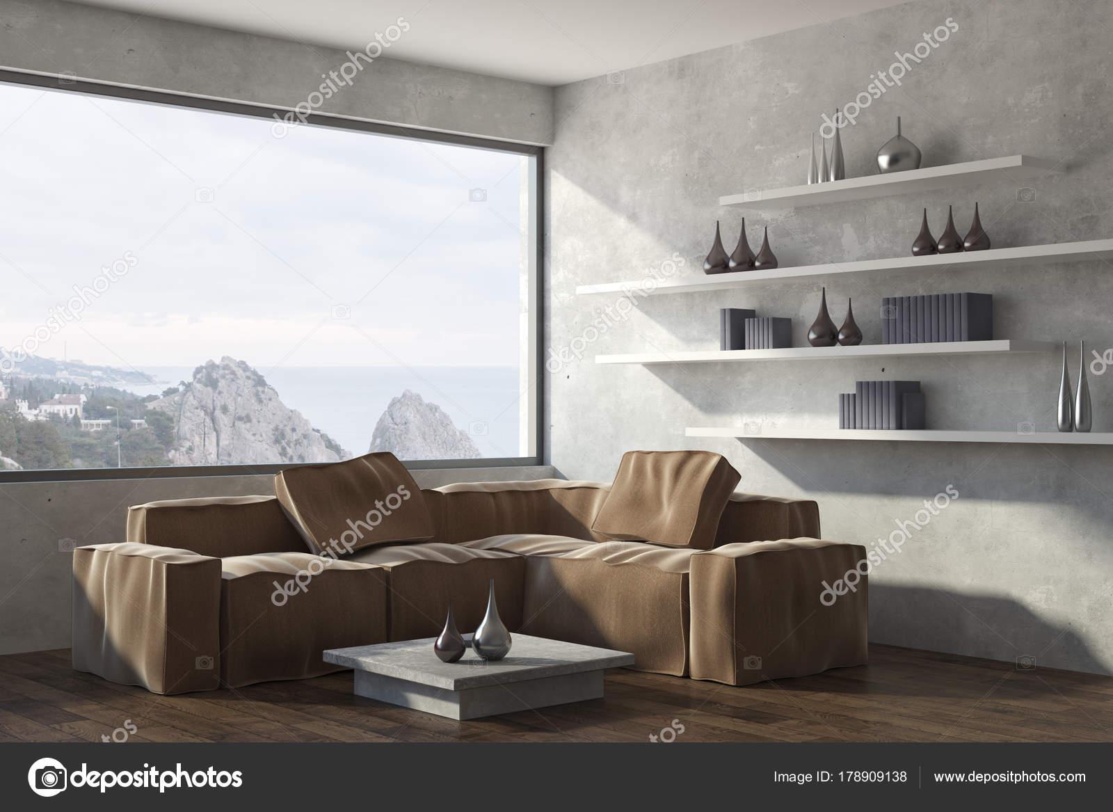lichte woonkamer — Stockfoto © peshkova #178909138