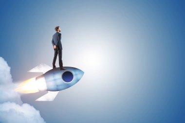 Start up and entrepreneurship concept