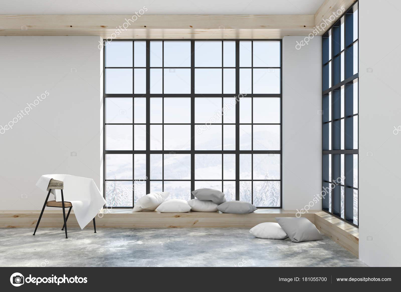 Modern interieur met decoratie artikelen u stockfoto peshkova