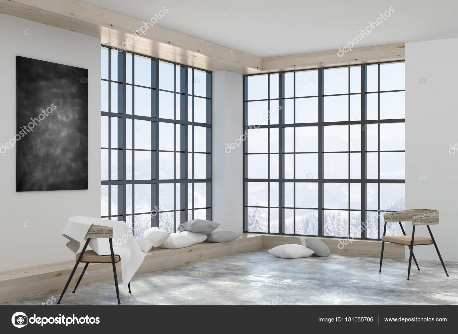Contemporary Interior With Decorative Items Stock Photo Peshkova