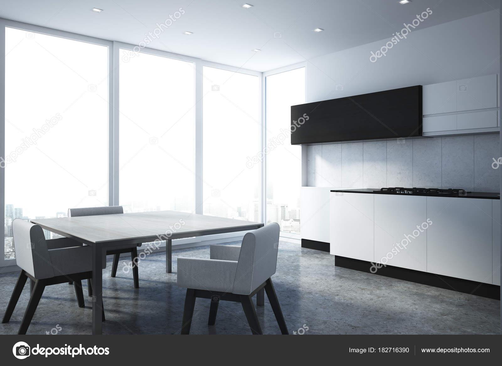 Saubere Küche Interieur — Stockfoto © peshkova #182716390