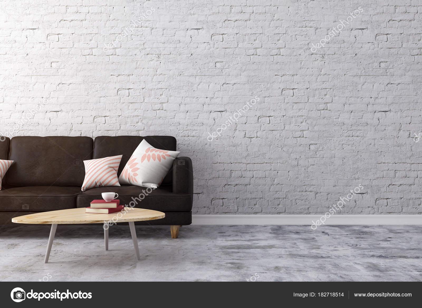 Clean living room — Stock Photo © peshkova #182718514