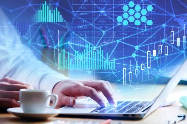 Teknoloji, gelecek ve analytics kavramı