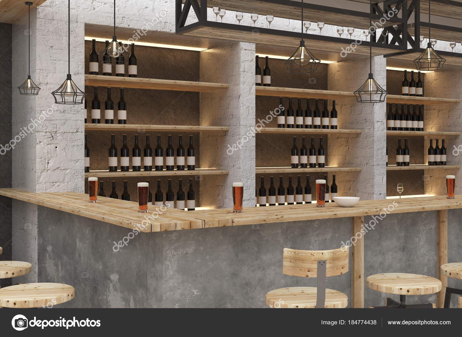 Contemporain bar intérieur — Photographie peshkova © #184774438