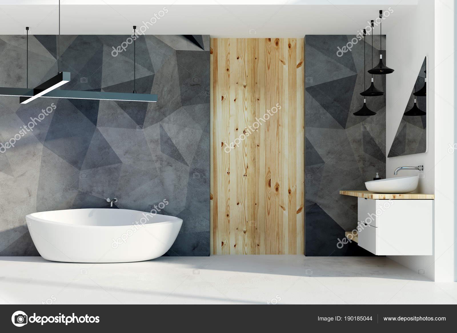 Cuarto de baño elegante con luz del sol — Fotos de Stock © peshkova ...