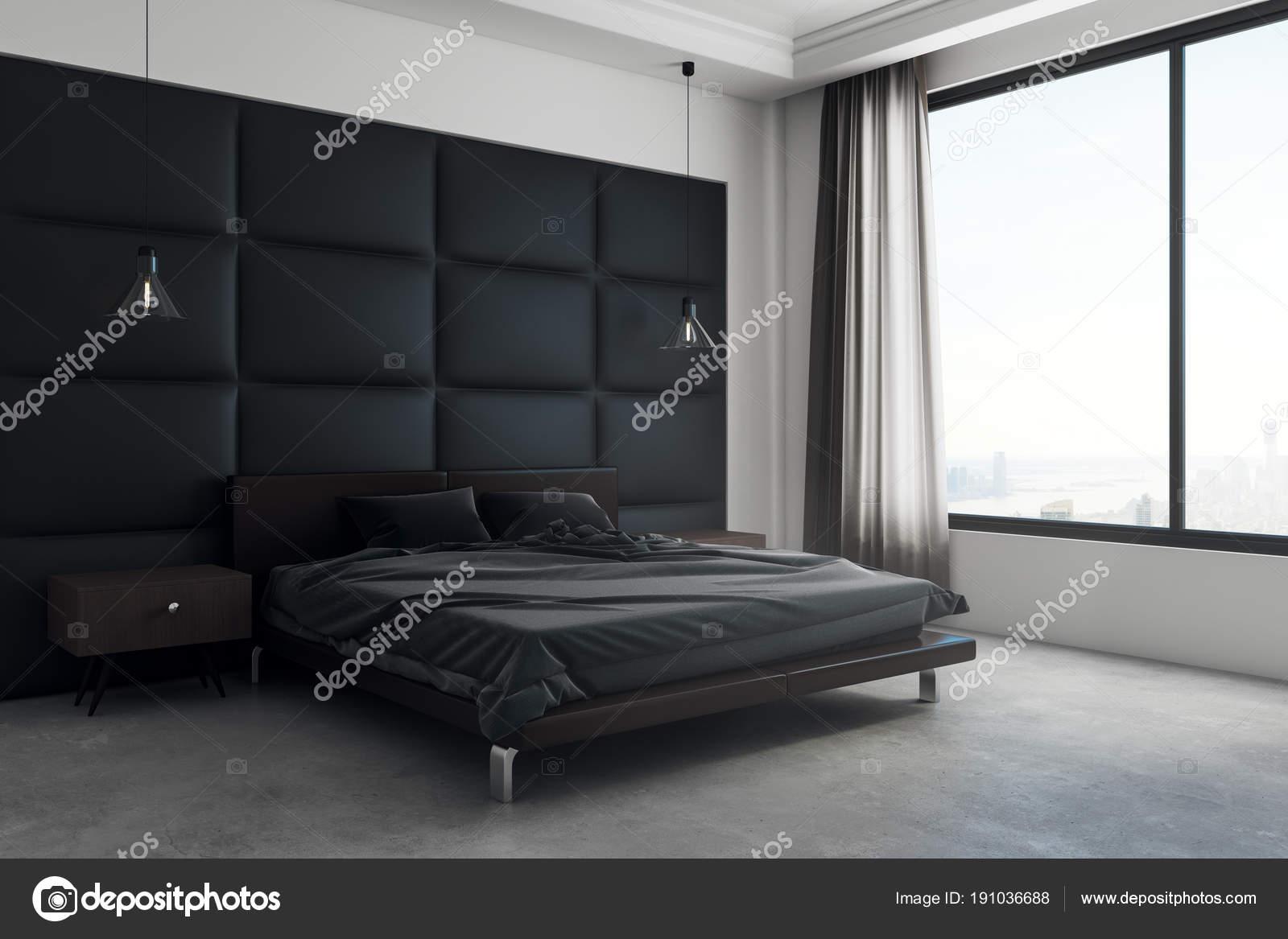moderne Schlafzimmer-Interieur — Stockfoto © peshkova #191036688
