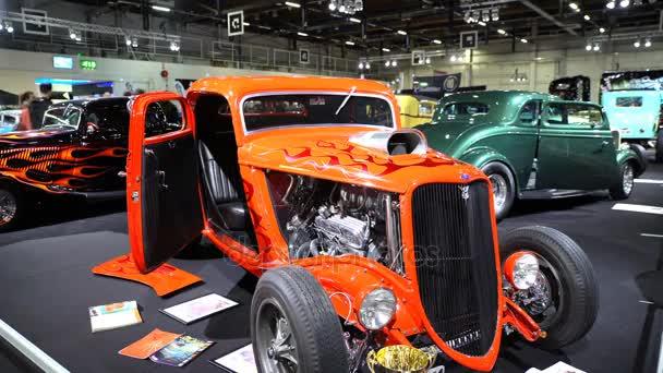 Velkolepý ročník 3b kupé Ford, 1933