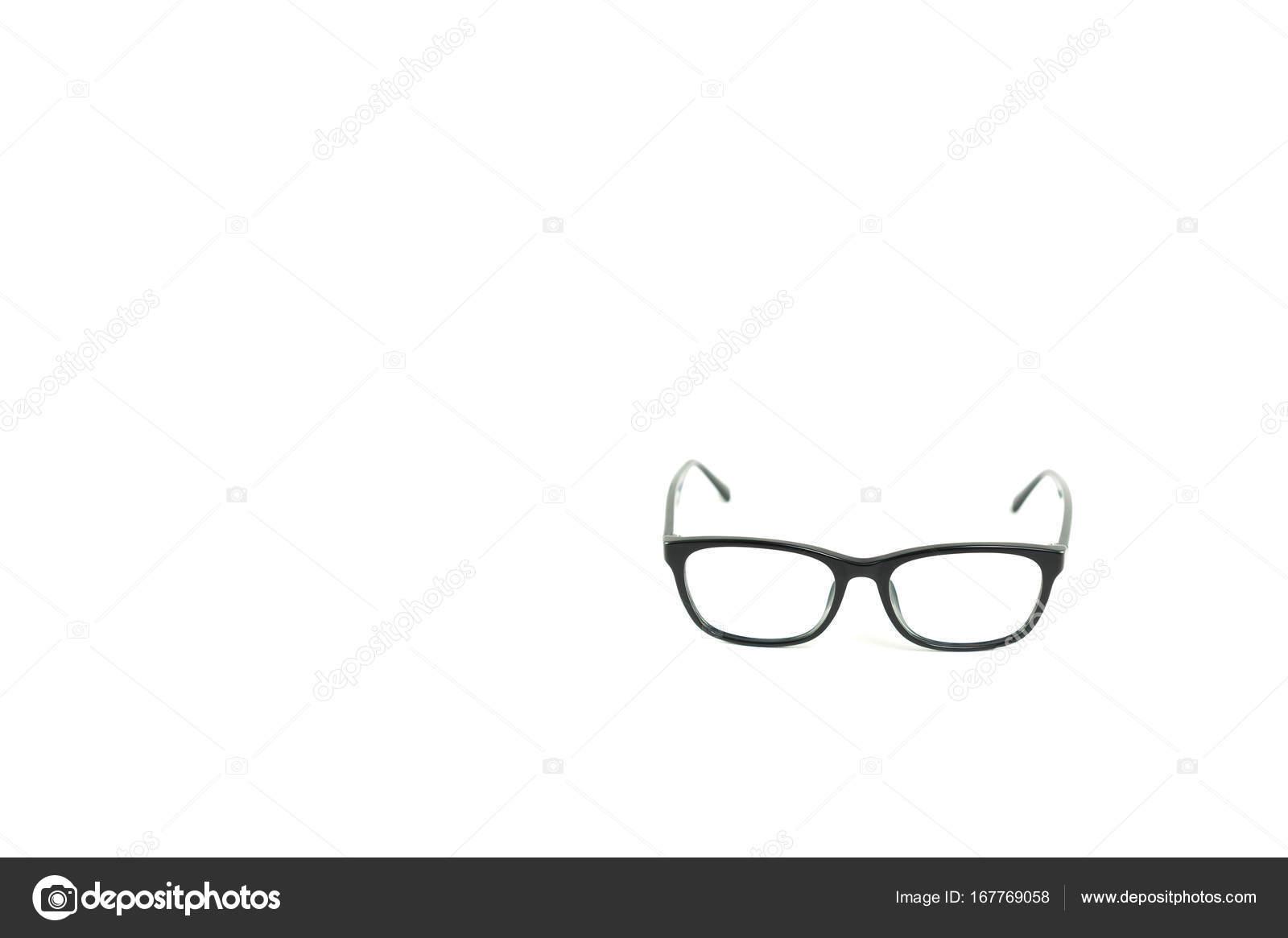 Schwarzer Rahmen Brillen — Stockfoto © zendograph #167769058