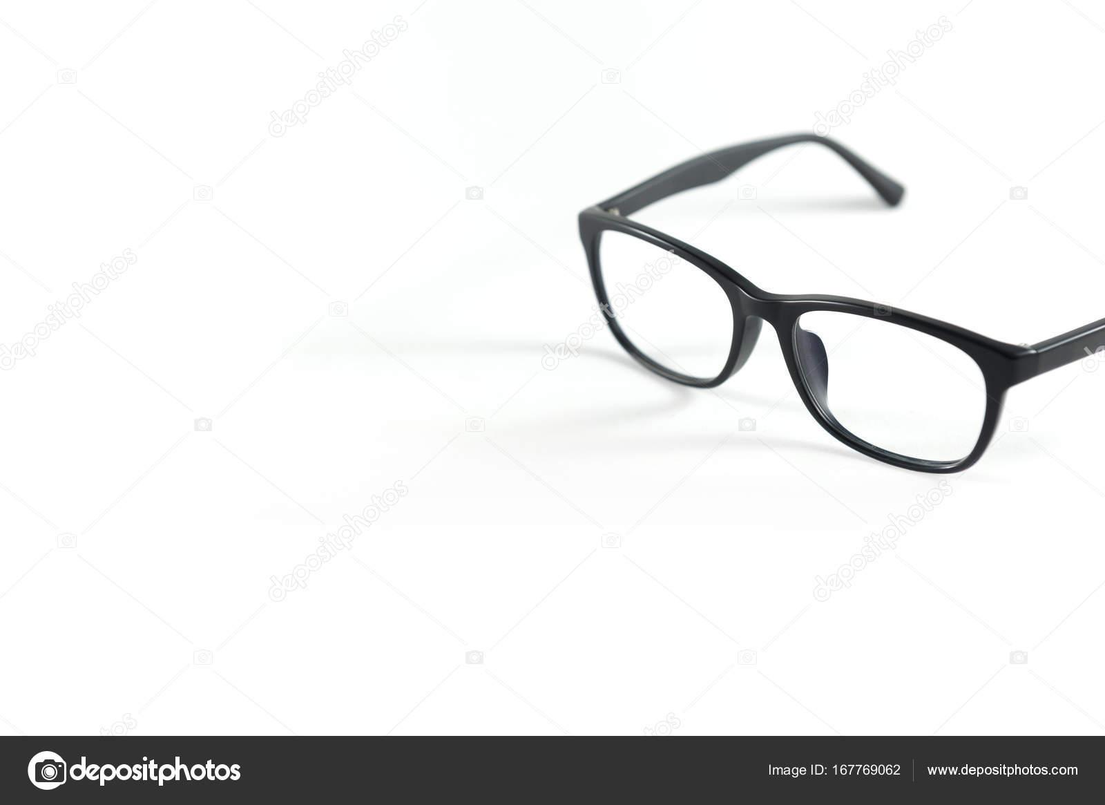 Schwarzer Rahmen Brillen — Stockfoto © zendograph #167769062