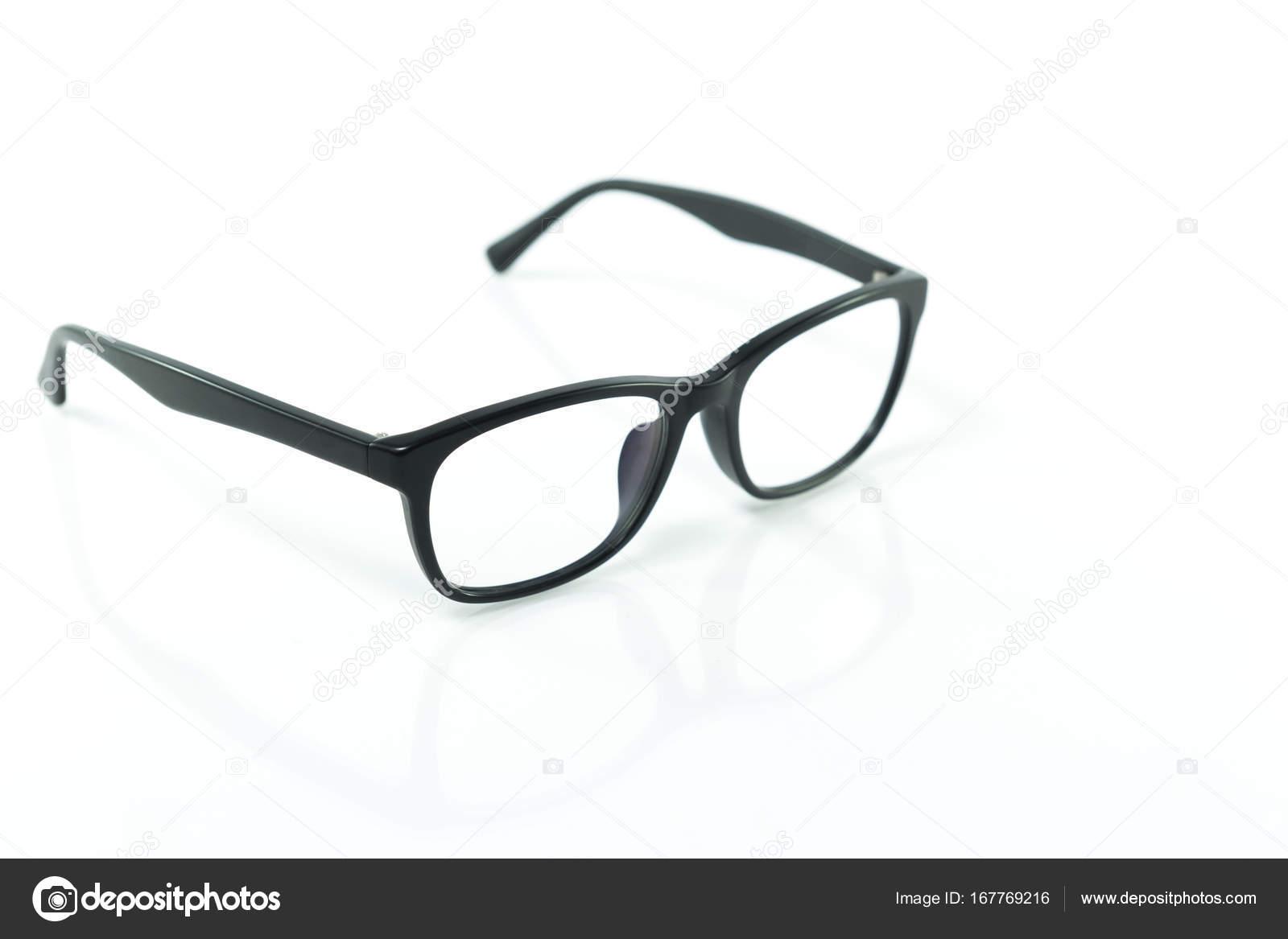 Schwarzer Rahmen Brillen — Stockfoto © zendograph #167769216
