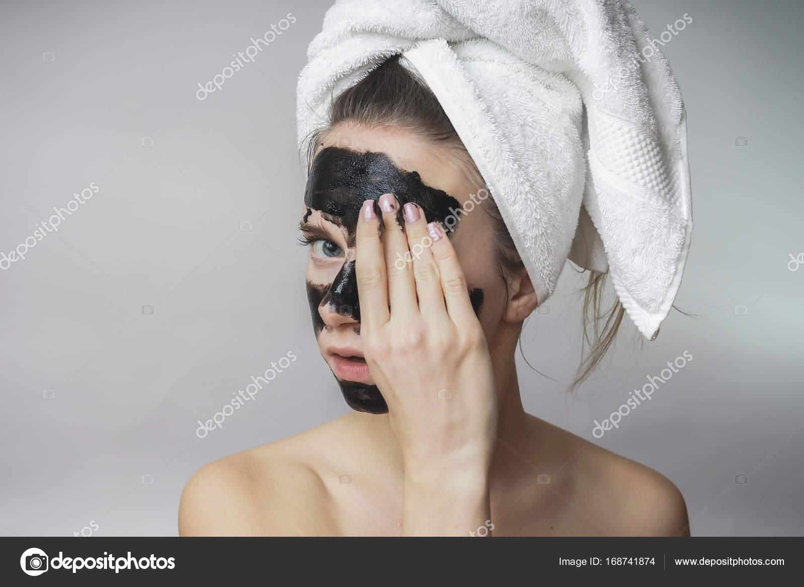 Černé teen krásy