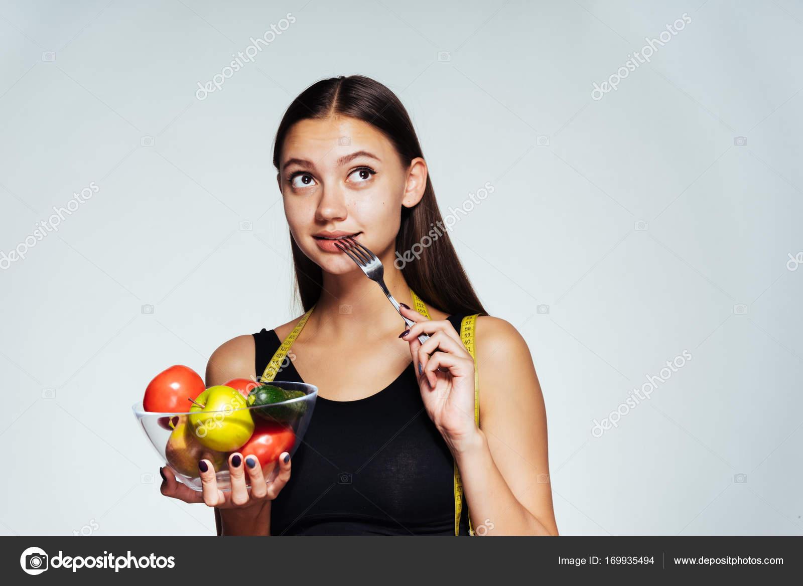 Perdre du poids jeune fille