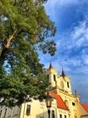 Benediktinský klášter a opatství Rajhrad. Česká republika