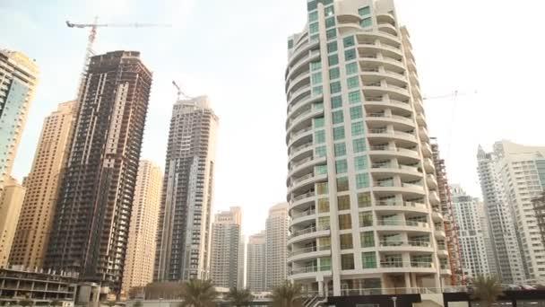 Äußere von modernen Gebäuden