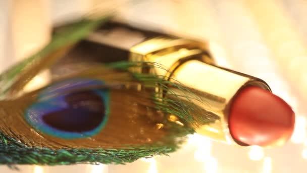 Módní barevné rtěnky