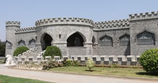 Vintage fort v Hyderabad