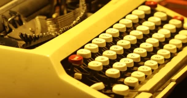 Vintage Manual Typewriter