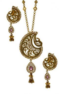 Gold jewelry Macro shot,Hyderabad,India