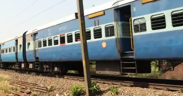 Train Journey, Hyderabad, India