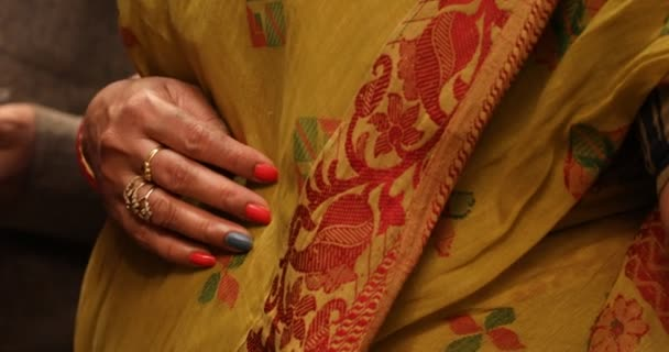 Weibliche Modell Hand Nahaufnahme
