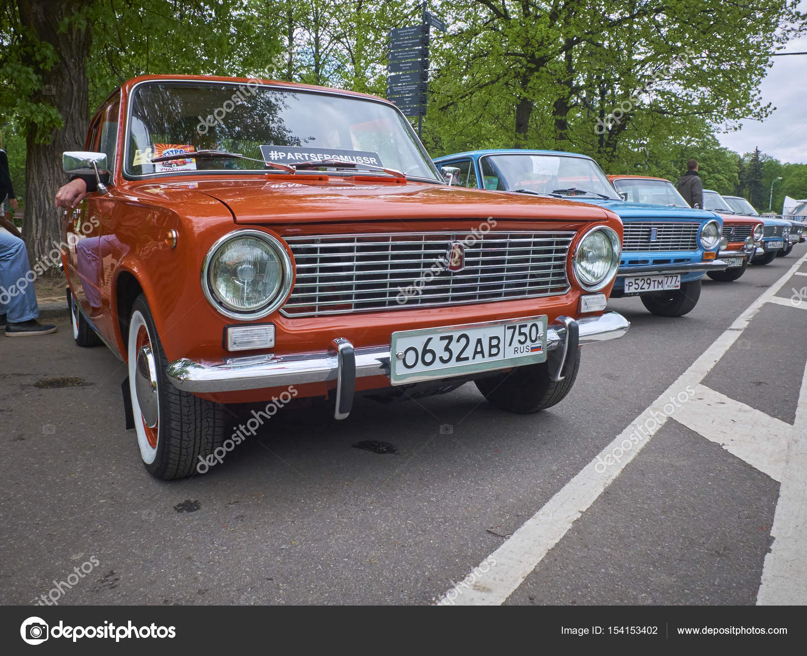 VAZ 21061 is a classic of the Soviet period