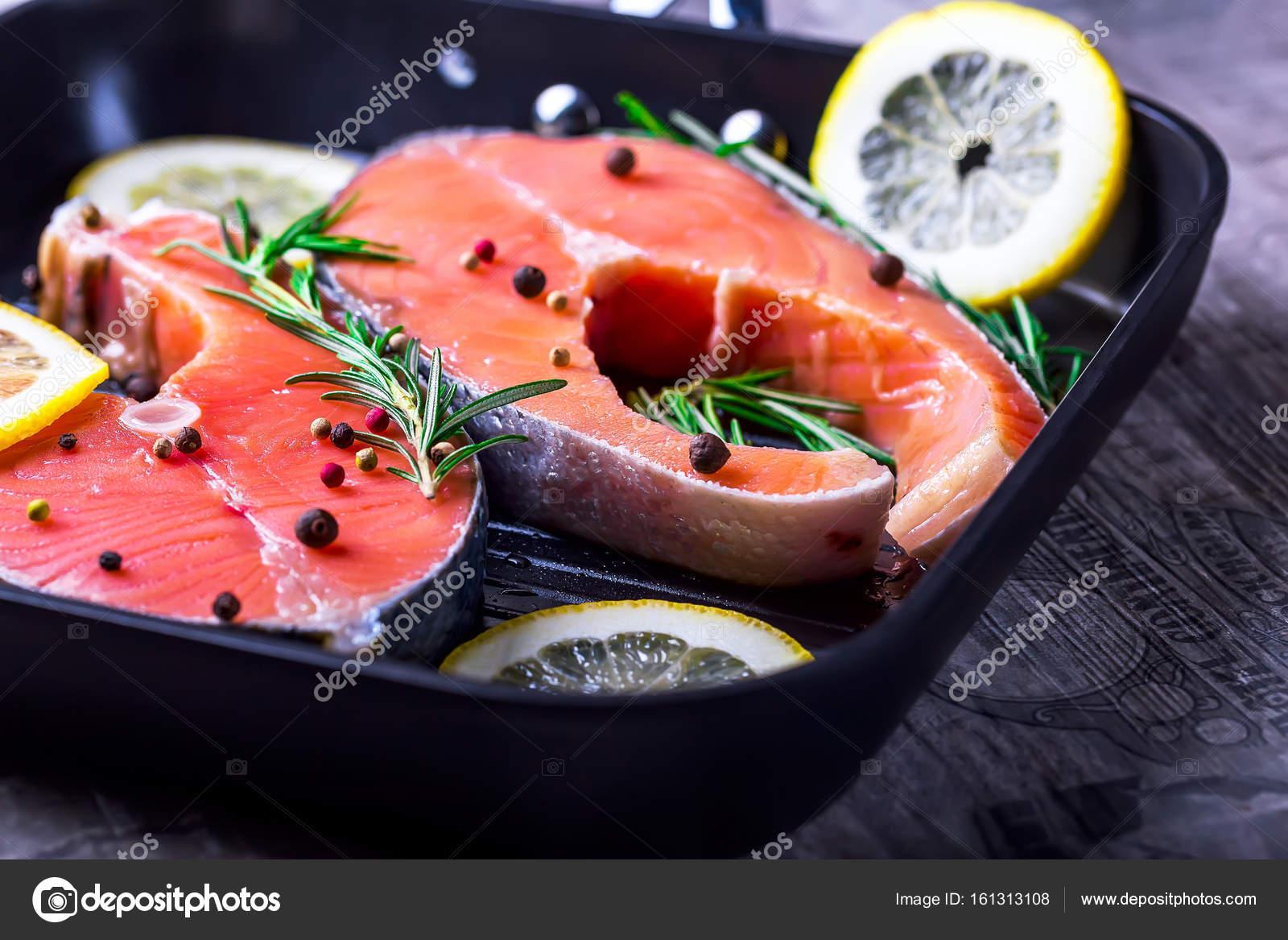 Somon biftek yemek nasıl