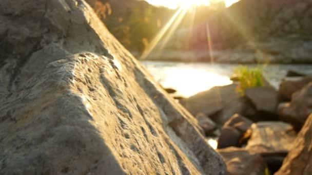 River mountain creek water