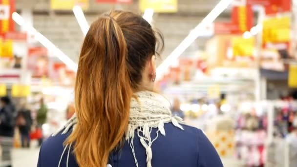 Shopping supermarket hair