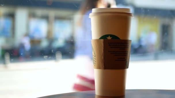 Káva lidé city café