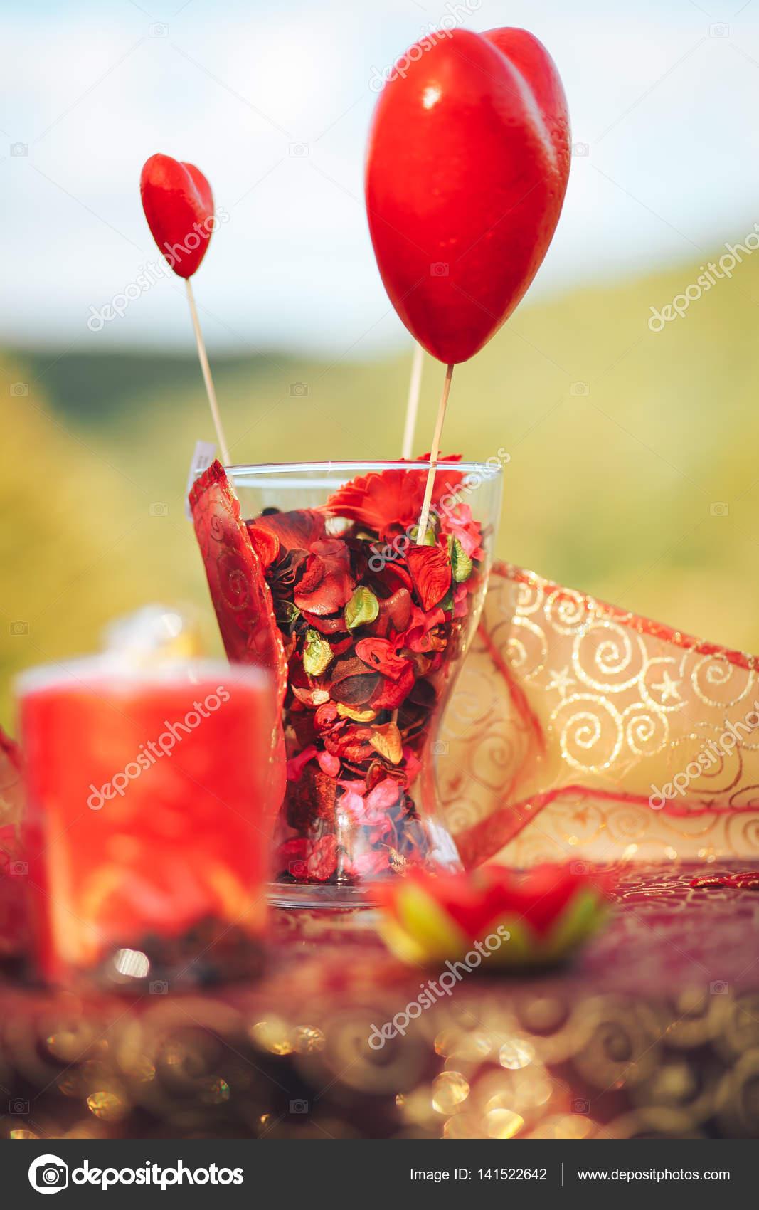 historia de décor.love de día de San Valentín. decoración de mesa ...