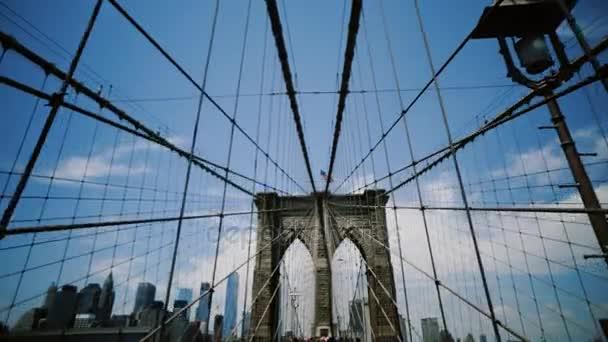 Manhattan, Brooklyn bridge zapojení