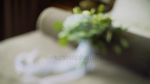 lenyűgöző, esküvői, menyasszonyi csokrok, és gyűrű a füst, misztikus és bájos